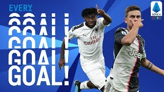 Kessié seals the deal for Milan & Dybala ends his drought | EVERY Goal Round 7 | Serie A