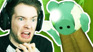 Piggy is INFECTED NOW?! (Roblox Piggy)