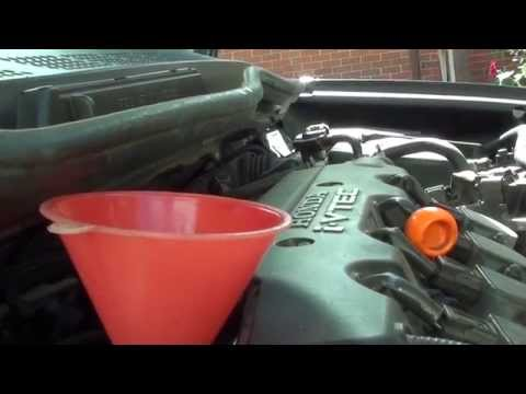 Honda Civic: How to Change Car Oil at Home (2006, 2007-2013)