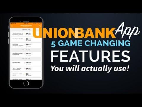 Unionbank App for EON Cyber Account