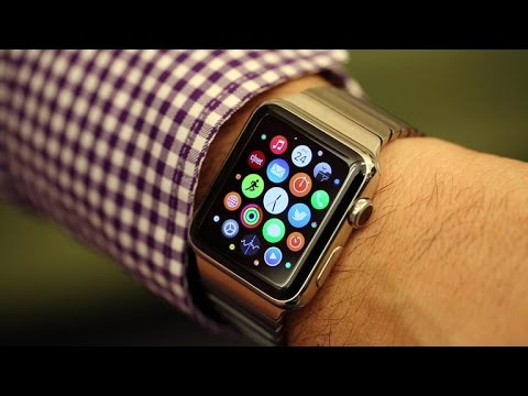 How to manage your apps on the Apple Watch