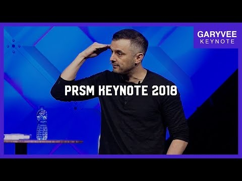 Want to Know the WORST Marketing Strategy in 2018? Spend billions on this. | PRSM Keynote 2018