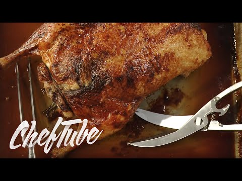 How to carve a Duck