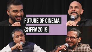 Future of Cinema @IFFM2019 I Rajeev Masand