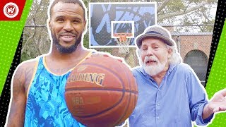 NBA Players vs. Regular People   Trevor Booker