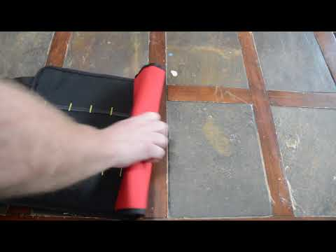 Gear Review:  Padded Roll case for Tools