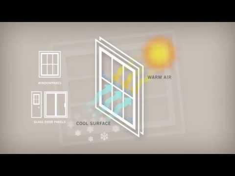 Understanding Window Condensation - ReliaBilt Vinyl Windows