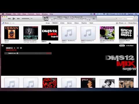 iTunes 11 Sidebar View Fix