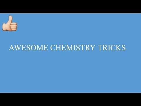 Excellent Trick To Find Peroxide Bond's In any Inorganic Compounds