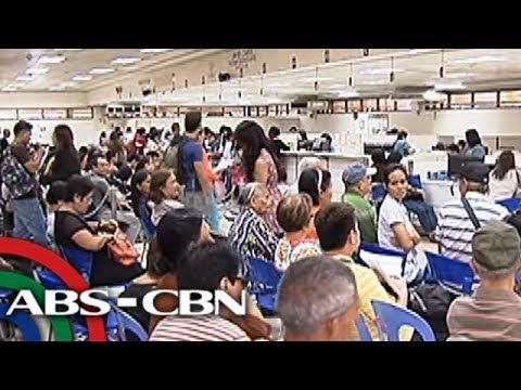 TV Patrol: Pensiyon para sa lahat ng senior citizens, isinusulong sa Kamara
