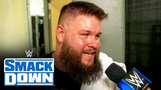 Kevin Owens still wants to Stun Sami Zayn back to reality: SmackDown Exclusive, April 16, 2021