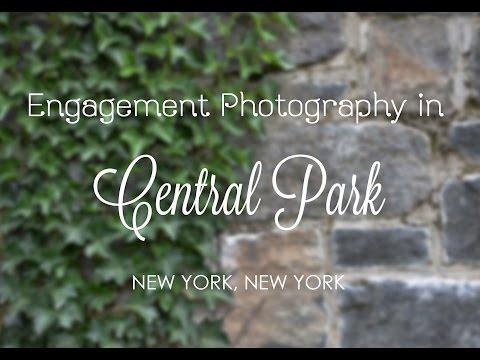 Central Park Engagements