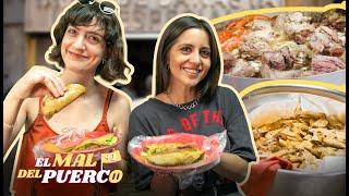 TACO de OJO con INÉS PALACIOS | 🐽 MAL DEL PUERCO +1
