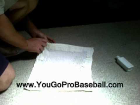 How To Make A Pine Tar Rag For Baseball