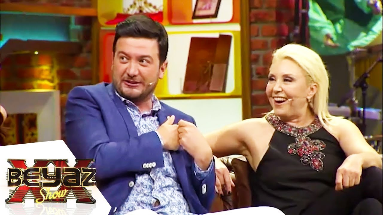 Onur Büyüktopçu ve Nergis Kumbasar'ın Arasındaki Sihir! - Beyaz Show