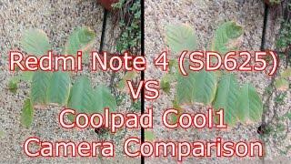 Xiaomi Redmi Note 4 (Snapdragon 625) Vs Coolpad Cool 1: Full In-Depth Camera Comparison