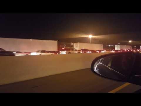 This what Atlanta traffic looks like