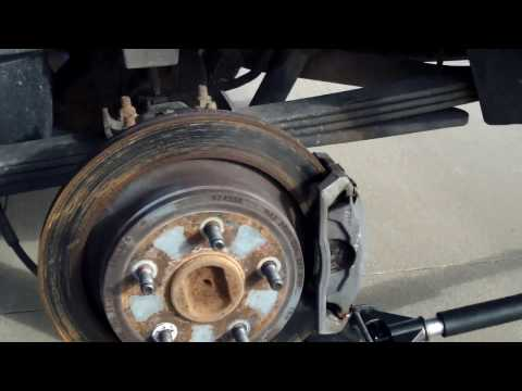 Dodge RAM Rear Shocks