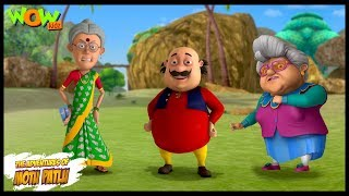 Motu Patlu New Episodes | Cartoons | Kids TV Shows | Motu Ki Mausi VS John Ki Mausi | Wow Kidz