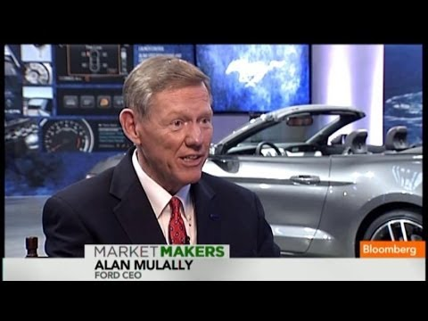 Mulally: I Love Ford, No Plans to Join Microsoft