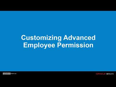SuitePeople Core HR: Advanced Employee Permissions - Part 2