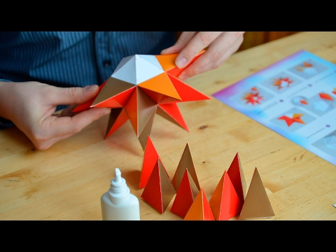 construction of Great stellated dodecahedron