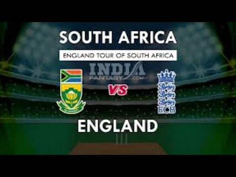 south africa vs england  Live Score