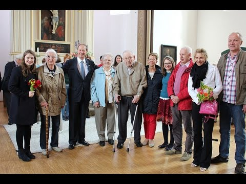 Ambassador and Mrs. Emerson's Roots Tour through Germany