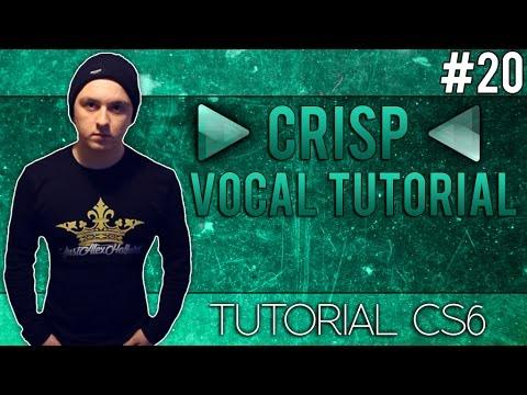 How To Create Crisp Vocals In Adobe Audition CS6 - Tutorial #20