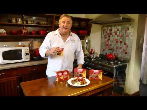 Crown spices - Ben Kruger