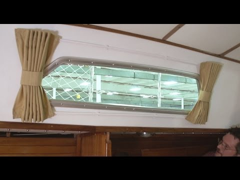 How to Make Boat Interior Curtains
