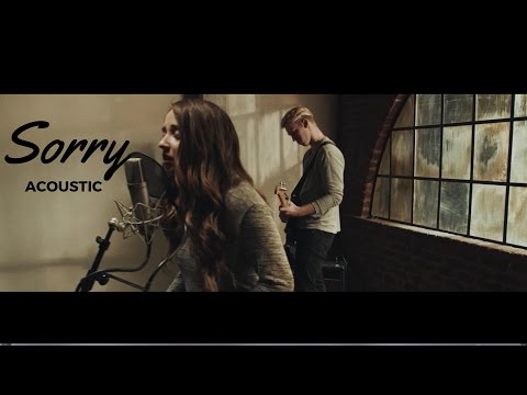 Sorry - Justin Bieber | Cover by Ali Brustofski (Live Acoustic Music Video)