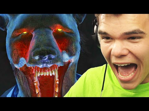 INSANE HORROR GAME!! (Dead Realm Funny Moments)
