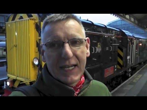 Plymouth Awayday - 9 Apr 2016 - A rail trip from Paddington