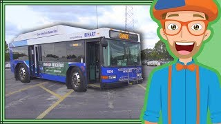 Download Bus for Children by Blippi | Educational for Kids Video
