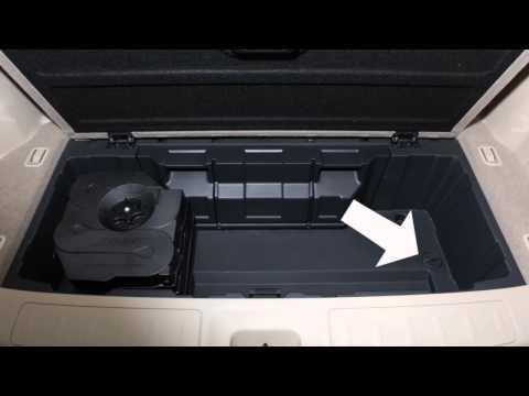 2015 NISSAN Pathfinder - Spare Tire and Tools