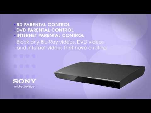 How To Setup Parental Controls On A Sony® Blu-Ray Disc Player