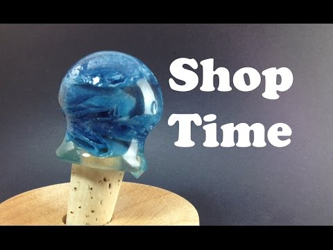 How to Make A Shop Towel Bottle Stopper