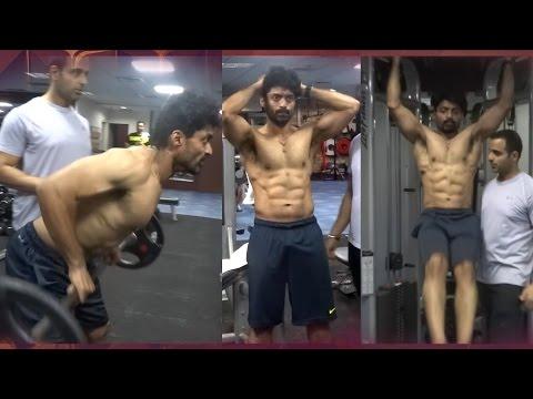 Kalyan Ram's six pack workout    Nandamuri hero's amazing transformation
