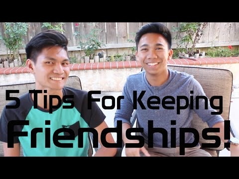 Vlog #31: 5 Qualities for Maintaining a Good Friendship