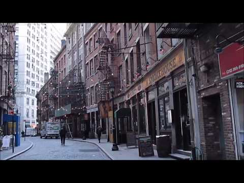 New York City: Wall Street