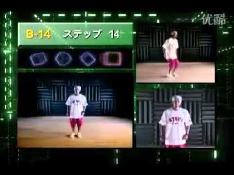 Hip Hop Dance Basic Steps