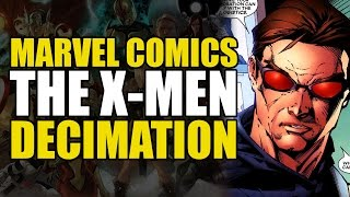 The Last of The Mutants!? (X-Men House of M Aftermath: Decimation)