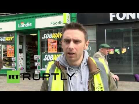 Ireland: Anti-equal marriage campaigners take to Dublin's streets