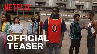 Zero | Official Teaser | Netflix