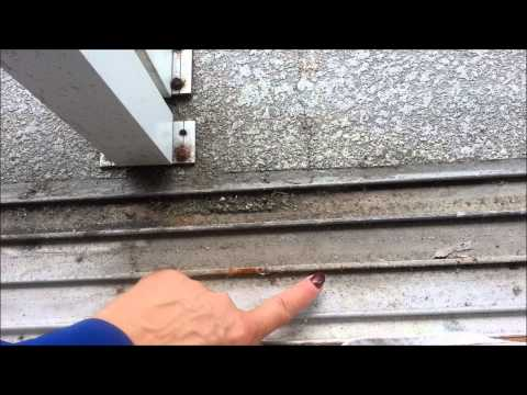 How to Clean Your Sliding Glass Door Track