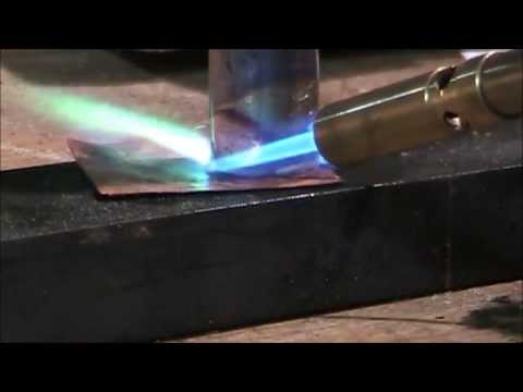 Metal working: How to Solder Copper