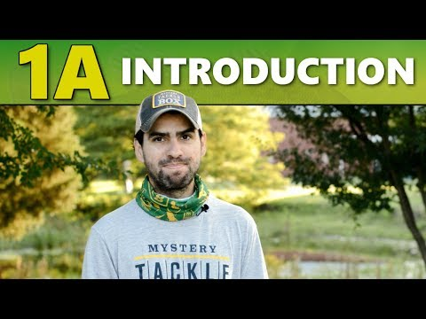 INTERMEDIATE GUIDE to BASS FISHING: 1A - Introduction