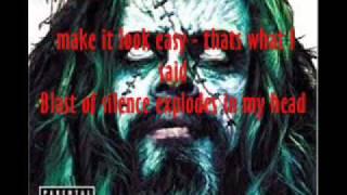 Rob Zombie- Thunder Kiss 65' Lyrics