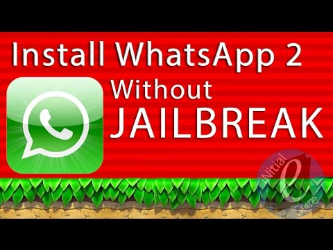 Install WhatsApp 2 On iPhone Without Jailbreak - iNitial E Store